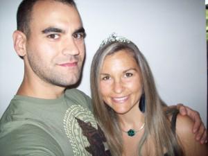 Jason and Angie's Birthday Raw Potluck9-09 030