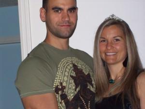 Jason and Angie's Birthday Raw Potluck9-09 032
