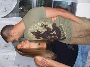 Jason and Angie's Birthday Raw Potluck9-09 056