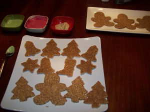Matthew Kenney Dec 2009 and Christmas Cookies 017